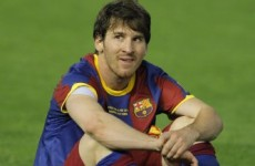The Spanish Corner: Messi's the man