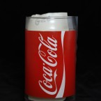 Coca-Cola: now worth .752bn - up 8 per cent on last year.