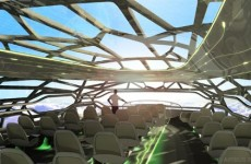 Video: Airbus unveils its plane 'cabin of the future'