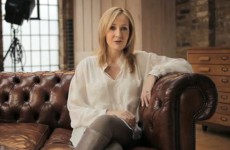 Watch: JK Rowling announces the further adventures of Harry Potter