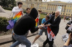 Fourteen gay rights activists arrested in Russia