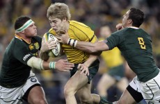 Deans delighted with Wallabies' response