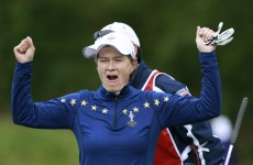 Europe victorious at Killeen Castle
