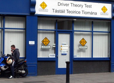 Prometric's clients include the Road Safety Authority, who use its software to run the Driver Theory Test.