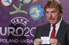 Poll: Who would you prefer Ireland to get in Pot 2 of today's Euro 2012 draw?