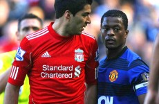 Massive ban for Liverpool star Suarez in race row verdict