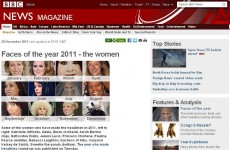 Panda-monium as BBC chooses panda as one of its women faces of 2011