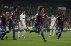 As it happened: Real Madrid v Barcelona, Copa Del Rey quarter-final