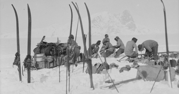 In pictures: Scott's Terra Nova expedition to the South Pole