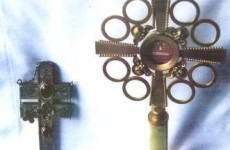'Relics of true cross' returned to abbey after being stolen