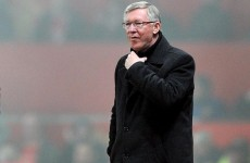 Fergie takes the blame for Old Trafford defeat to Ajax