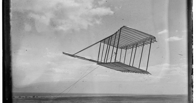 In pictures: the Wright Brothers' album of early flying machines