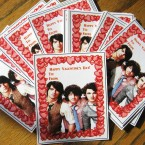 Nothing says romance like the Jonas Brothers.