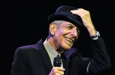 Leonard Cohen confirmed for autumn concert