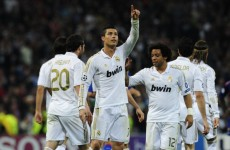 Champions League: Real Madrid 4 CSKA Moscow 1