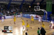 VIDEO: Shot of the decade? Check out this three-pointer in Estonia…