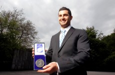 'A massively proud moment for me': Kearney reflects on Player of the Year award