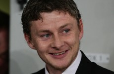 Ole Gunnar Solskjaer will not be taking over from Alex McLeish at Villa