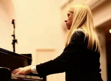 Valentina Lisitsa to perform at the Royal Albert Hall