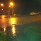 More flooding pictured in Cork overnight