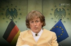 VIDEO: 'Angela Merkel' addresses the Irish nation