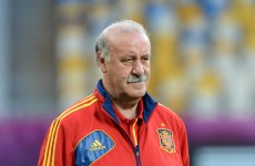 Spain v Italy: Del Bosque remaining coy on La Roja's attacking intent