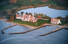In pictures: Katharine Hepburn family estate on sale for $30 million