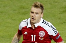 UEFA to investigate Bendtner's underpants celebration
