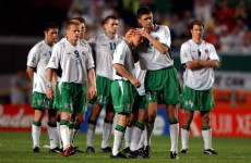 Suwon revisited: Mendieta's penalty breaks Irish hearts