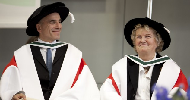 Honorary University Graduates of the Day