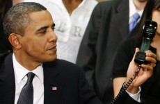 Video: Barack Obama can't escape that Call Me Maybe tune either
