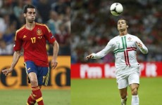 Portugal v Spain: the key battles