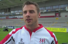 VIDEO: Tommy Bowe interviewed 'back home' in Ravenhill