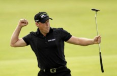 Donaldson wins Irish Open as Harrington challenge falters