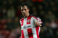 Former Southampton captain admits betting scam