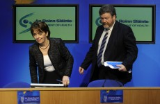 Does Roisin Shortall have confidence in James Reilly?