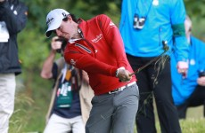 The Open: McIlroy and Harrington in danger of missing cut as Snedeker storms into the lead