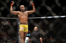 UFC 148: Anderson Silva retains his middleweight crown after second round TKO