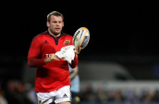 Settling in: Fogarty relishing opportunity in Aurillac