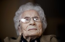 Two tips to become the world's oldest woman, from the world's oldest woman