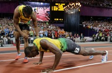 Double double: Usain Bolt seals historic 200m victory