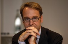 "Head of Bundesbank says ECB bond buying is ""like a drug"""