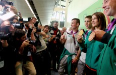 'He's still our wee brother': Conlan family welcome their bronze medal hero home