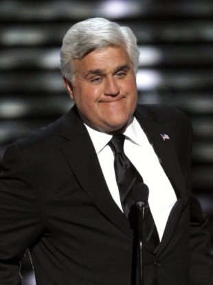 The Tonight Show's Jay Leno.