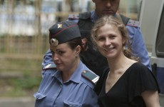 Pussy Riot trial: prosecutors want three years for band members