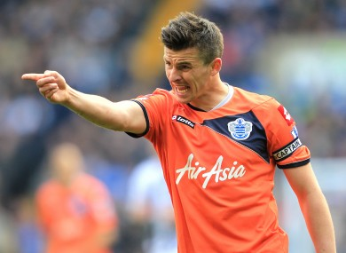 Barton is hopeful that a move to Marseille will soon be finalised.