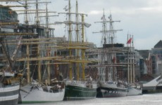 In photos: the Tall Ships Festival in Dublin