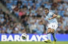 Surplus: No room for Tevez in Argentina squad