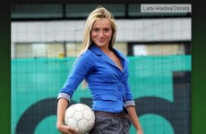 Croatian football side gets female touch