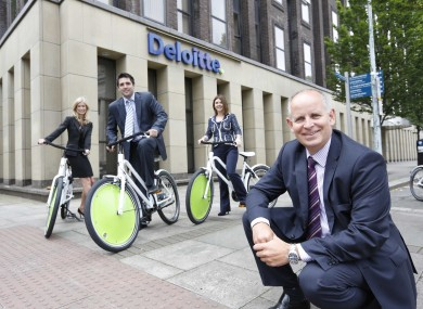 Brendan Jennings, Managing Partner at Deloitte